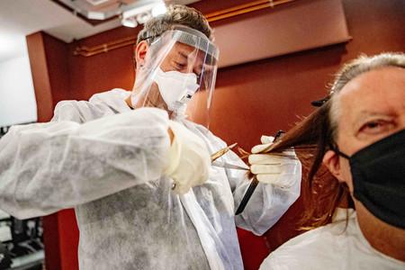 peluquerias desescalada coronavirus