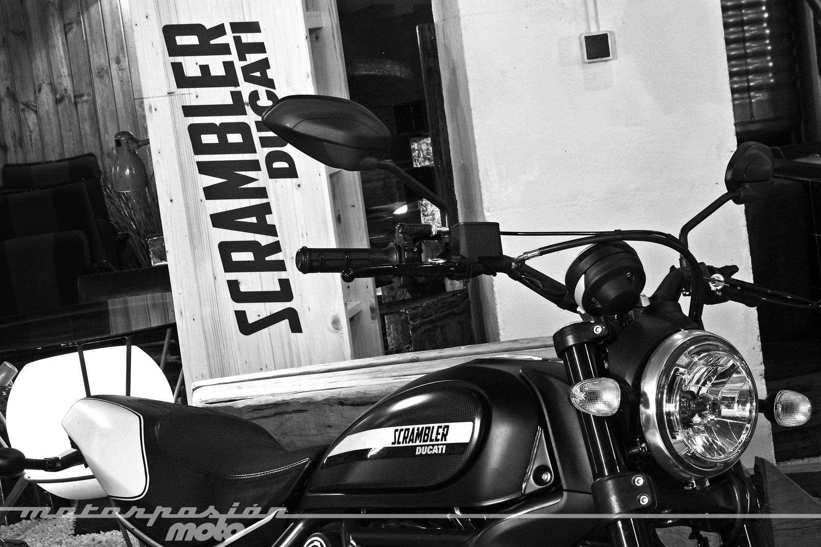 Foto de Ducati Scrambler, presentación 1 (26/67)