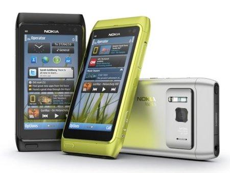 Nokia N8, un paseo por su interfaz y algunos detalles más