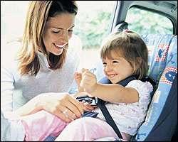 Trucos para viajar con los niños en el coche