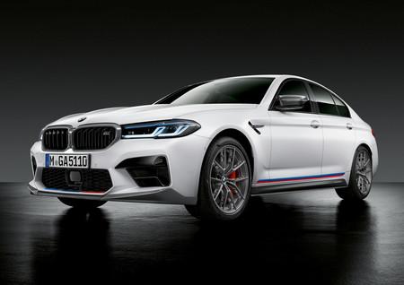 Los BMW Serie 5 y BMW M5 reciben los accesorios M Performance: misma potencia pero más carácter deportivo