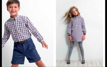 Ñaco Moda gusta a los padres y a los hijos con su ropa de alegre colorido