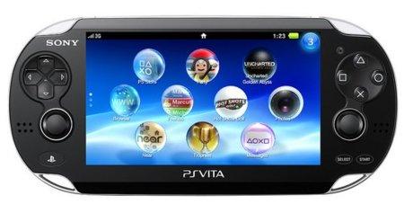 PS Vita consola portátil