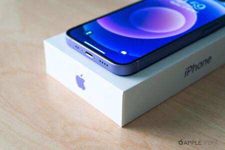 Los números de serie aleatorios empiezan a llegar de la mano del iPhone 12 púrpura
