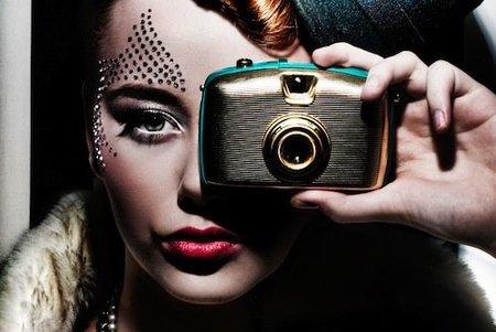 Simona Smrckova y el glamour retro de sus fotografías