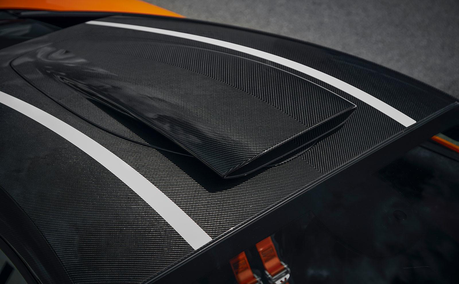 Foto de McLaren 620R Pack R (9/10)