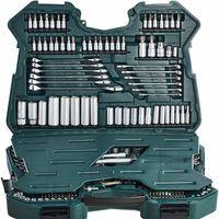 Black Friday 2019: el maletín de 215 piezas Mannesmann M98430 está rebajado en Amazon a 85,99 euros