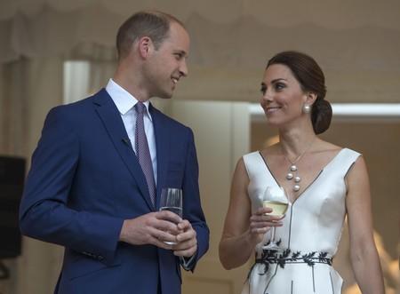 Kate Middleton le dedica un guiño a la moda de Polonia