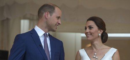 Kate Middleton hace un guiño a la moda de Polonia