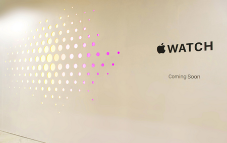 Apple Watch Isetan 4