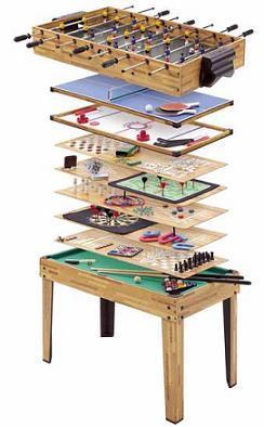 Mesa multi-juegos