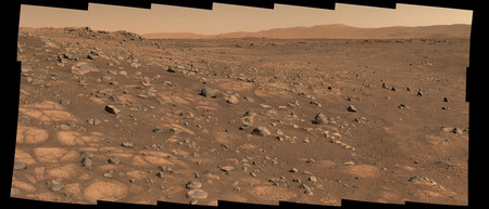 Nasa Perseverance Jezero Crater Mars