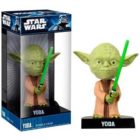 Yoda Bobblehead 2