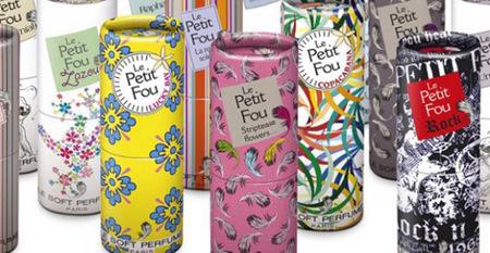 """""""Les petits fous"""", la primera colección de Soft Perfume"""