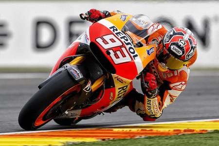 MotoGP Valencia 2014: gana Marc Márquez y Valentino Rossi se hace con el subcampeonato