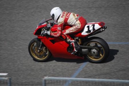 Joan Garriga Ducati