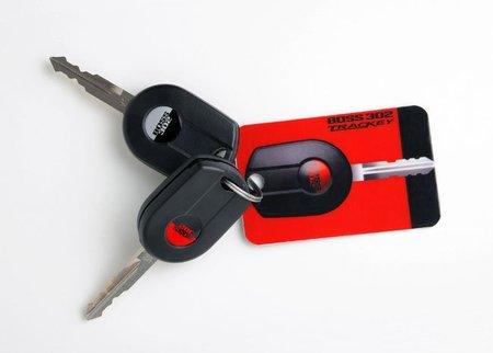 El Ford Mustang Boss 302 vendrá con dos llaves diferentes