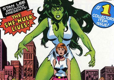 Hulka Stan Lee Y John Buscema Personajes Femeninos De Stan Lee
