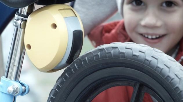MiniBrake quiere ayudar a que tus hijos aprendan a montar en bici