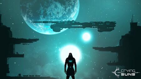 Crying Suns está para descargar gratis en Epic Games Store y te lo quedas para siempre