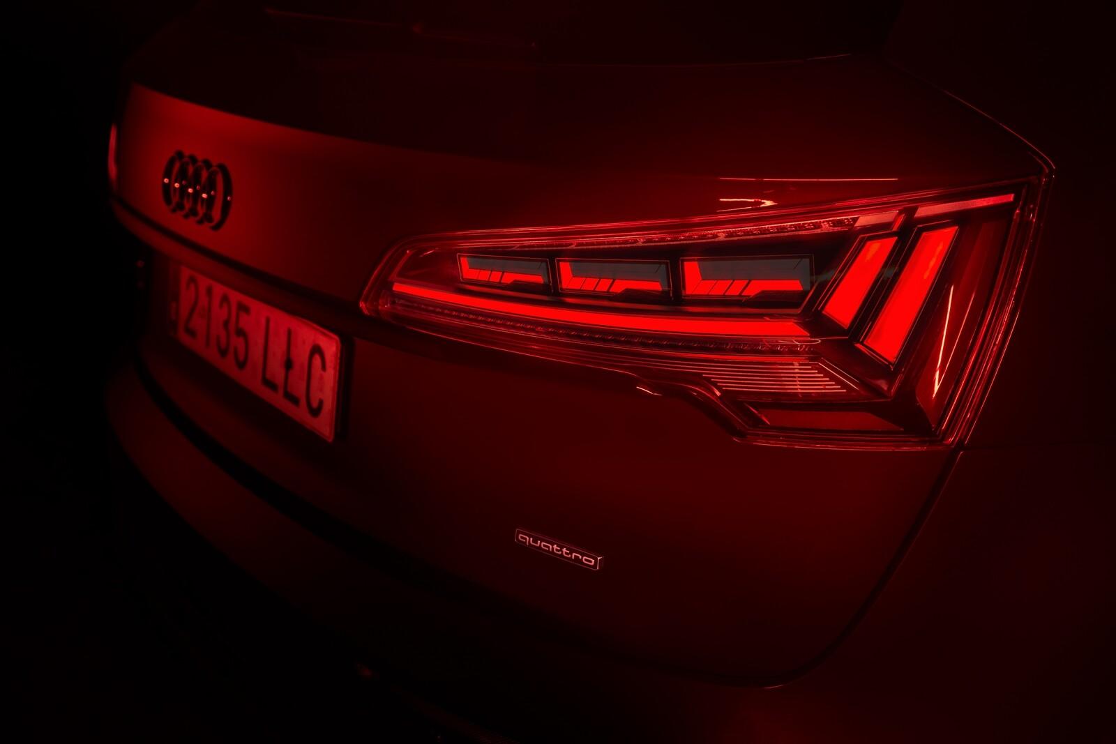 Foto de Audi Q5 2020, prueba (10/52)