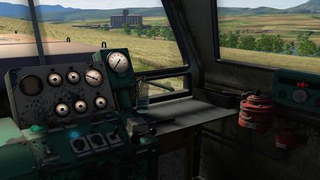 El sueño húmedo de los frikis de los trenes se llama Derail Valley y su uso de la realidad virtual es aún más demencial