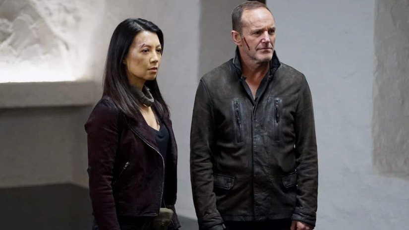 Agents Of Shield Season 5 Episode 10 Past Life
