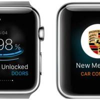 BMW y Porsche estrenan Apps para el Apple Watch