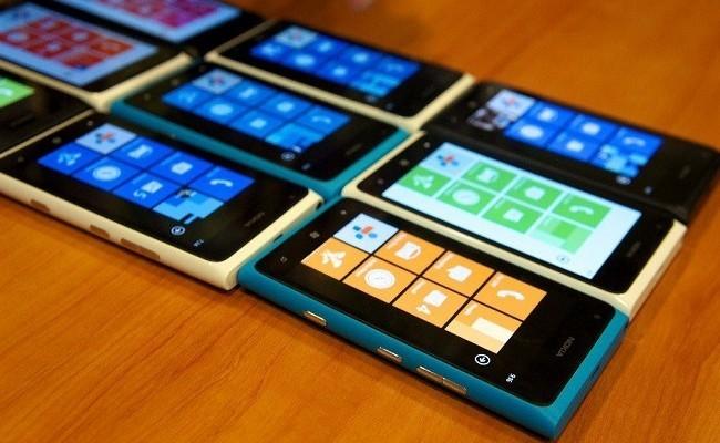 Nokias Lumia