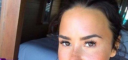 Toma ya el tatuaje que se ha marcado Demi Lovato