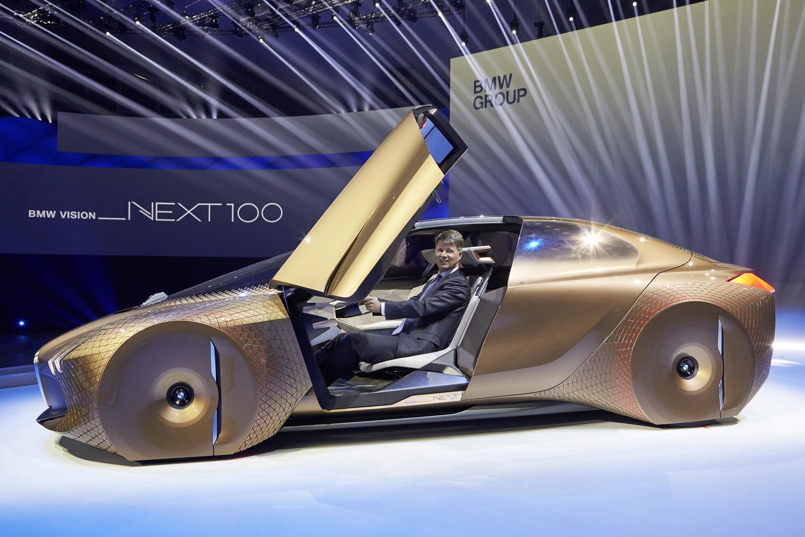 Foto de BMW Vision Next 100 (37/40)