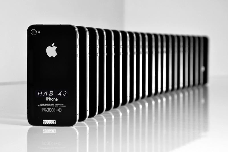 Foto de 25 iPhones (1/7)