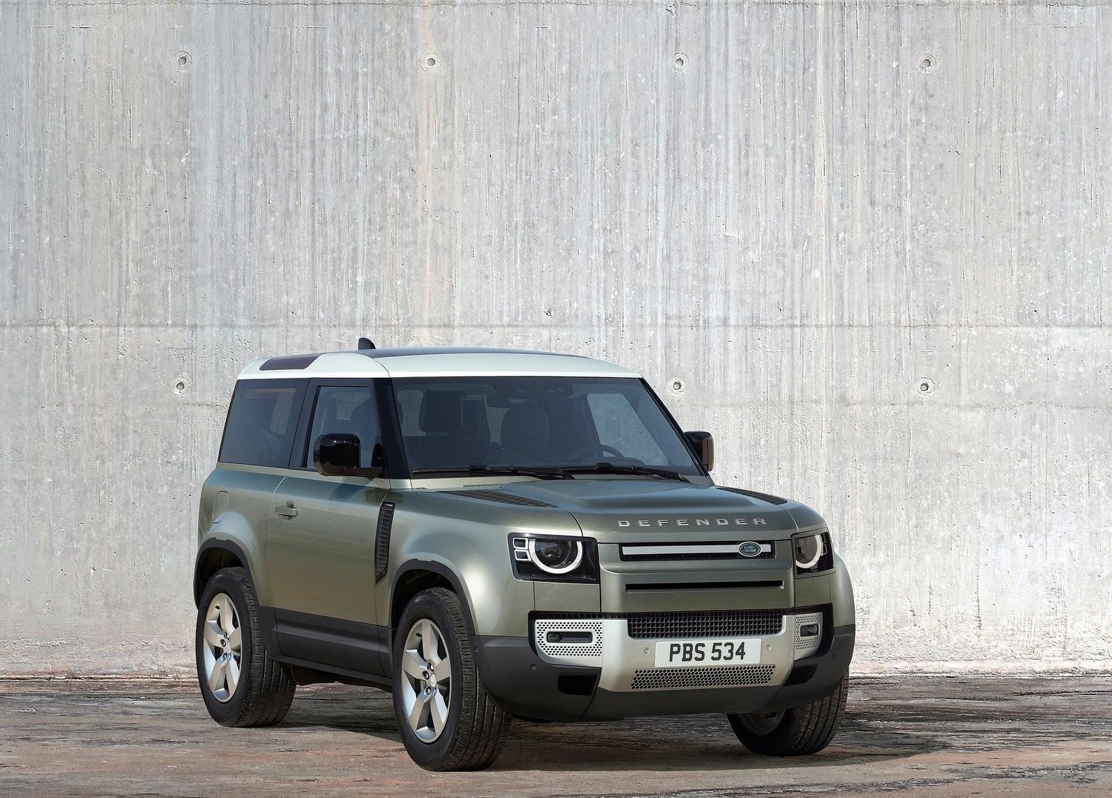 Foto de Land Rover Defender 2020 (30/60)