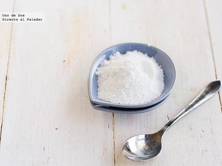 Cómo preparar azúcar glas en casa