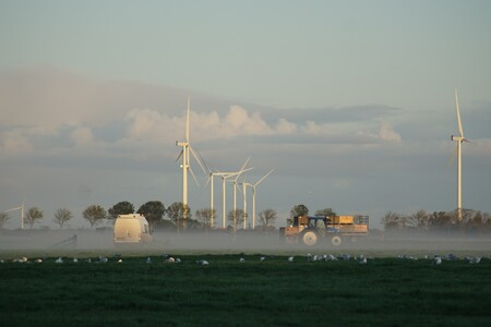 Alemania era el paraíso de le energía eólica hasta que los alemanes empezaron a odiar los molinos de viento