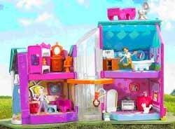 Retiran del mercado juguetes de la muñeca Polly Pocket