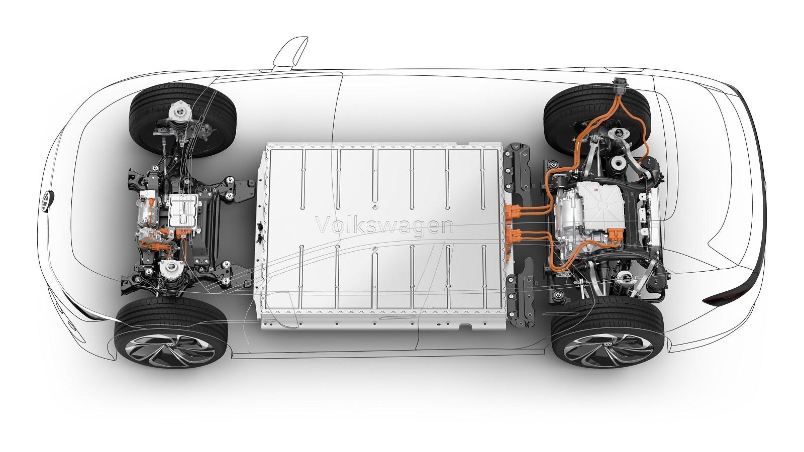 Foto de Volkswagen ID. Space Vizzion Concept (13/32)
