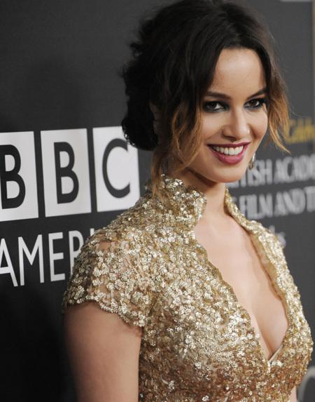 El oro fue lo único que brilló en los Premios Britannia de los BAFTA 2012