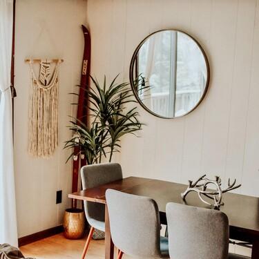 Tapices de macramé ideales para darle un toque folk y bohemio a las paredes de casa