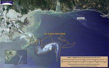 Derrame petrolero: mayor a lo que nos dicen