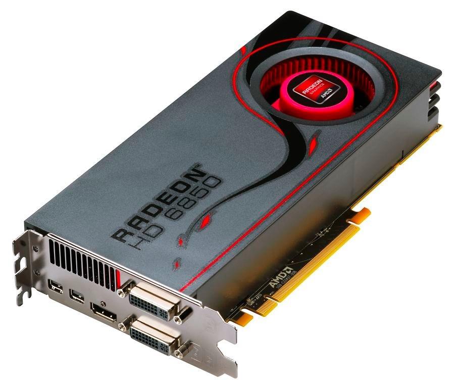 Foto de AMD 6850 (1/7)