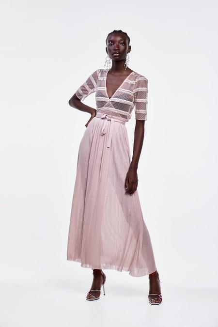 Vestido Invitada Zara 10