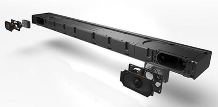 Panasonic Barra Sonido Egebgngagj Htb600 K Front