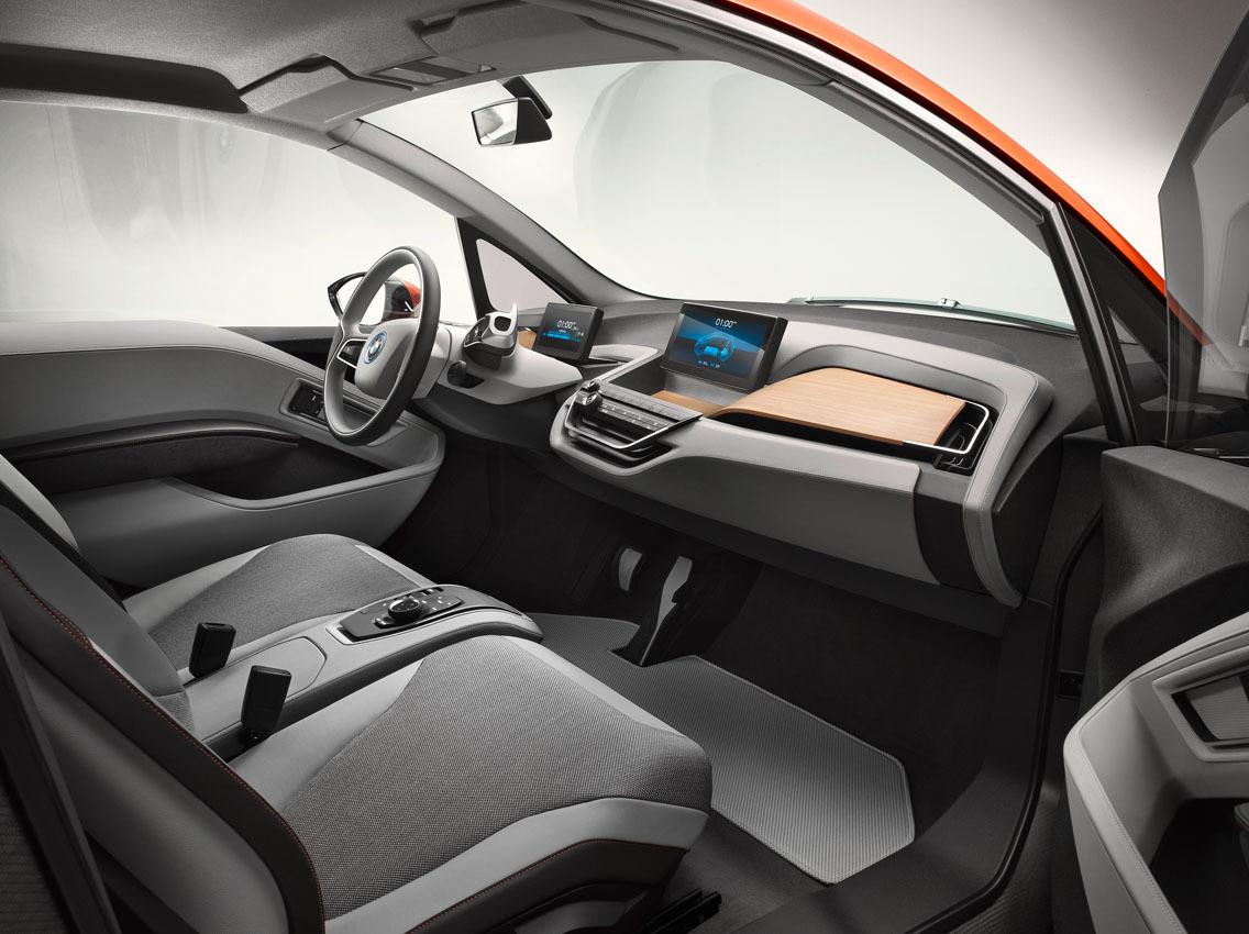 Foto de BMW i3 Concept Coupé (14/25)
