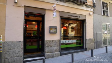 The Burger Lab en Madrid