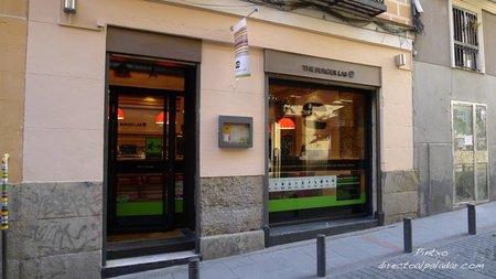 The Burger Lab en Madrid