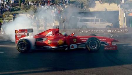 El Ferrari más rápido del mundo circulará por el Paseo de la Reforma