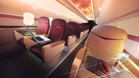 Aura Aerolinea Americana Experiencia Vuelo Jet Cinco Estrellas 2