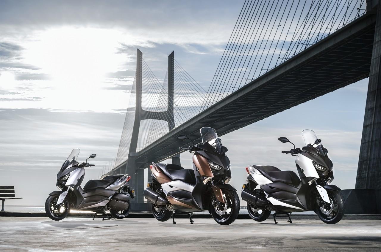Foto de Yamaha X-MAX 300 2017 (33/41)