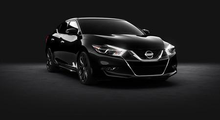 Nissan Maxima SR Midnight 2017, la versión que podrás adquirir, sólo si vives en EE.UU.